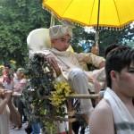 Wesak parade in Penang Malaysia